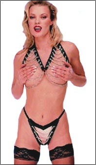 leatherlingerie