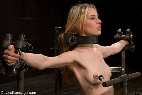 Device Bondage nipple suction